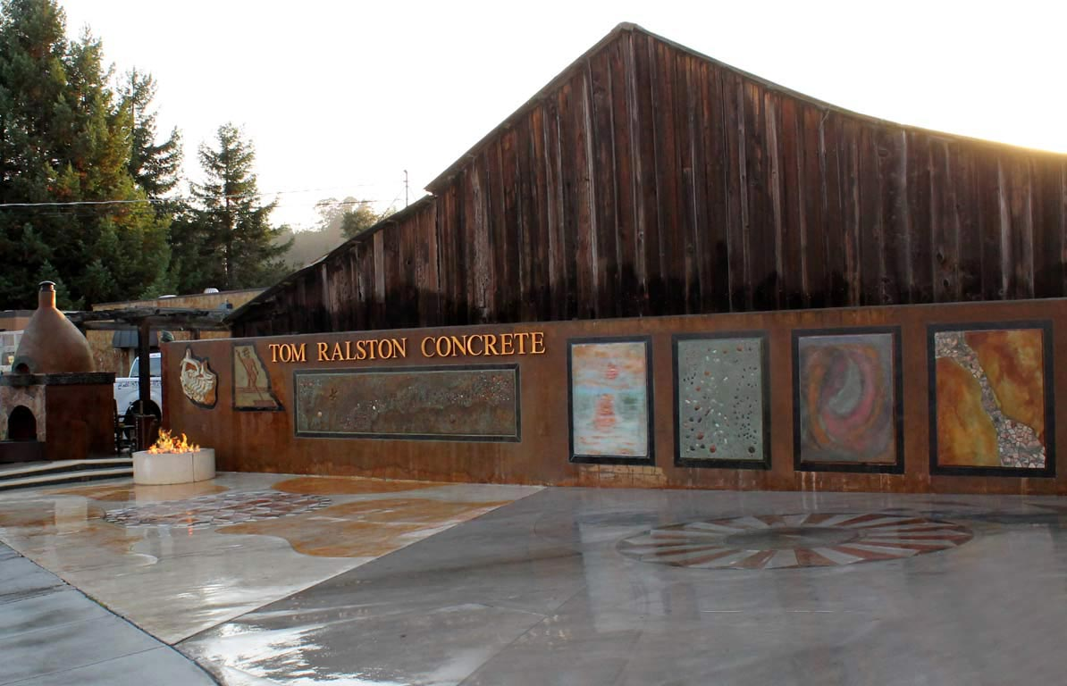 Tom Ralston Concrete Yard and Gallery