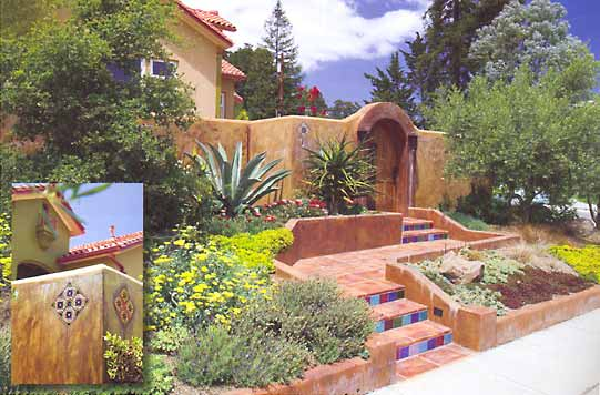 July 2005 Builder Architect Greater Bay Area Edition-Hardscape Artistry at Tom Ralston Concrete