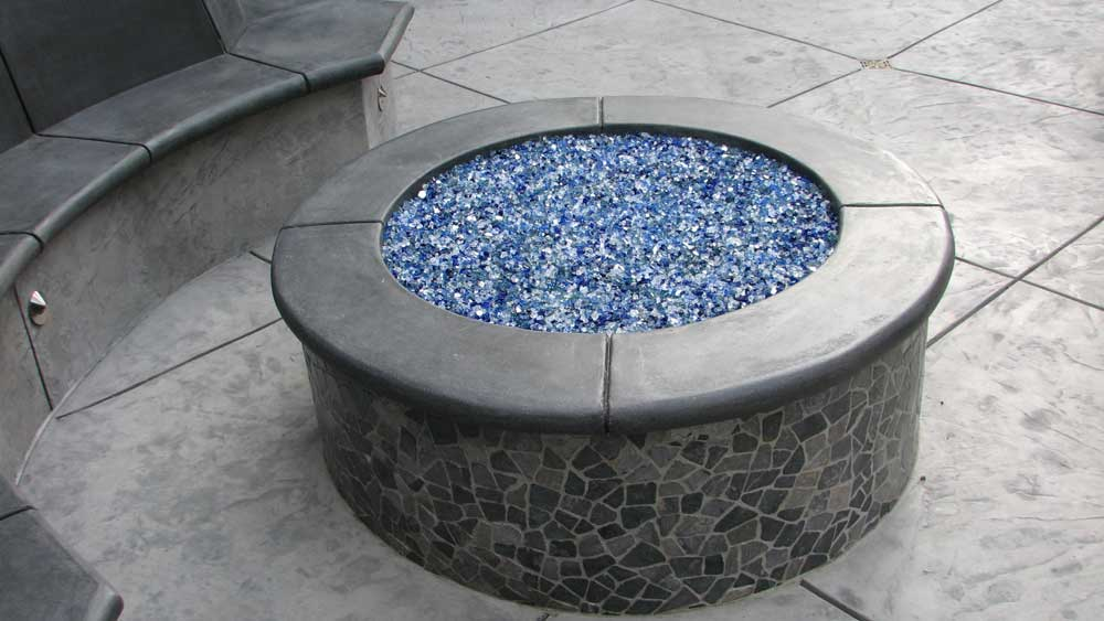 Concrete Fire Pits Decorative Concrete Fire Pits Fire